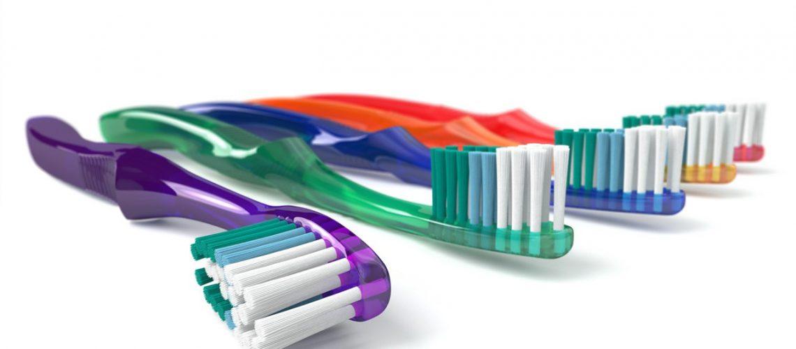 L'origine dello spazzolino da denti